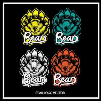Bear-logo's