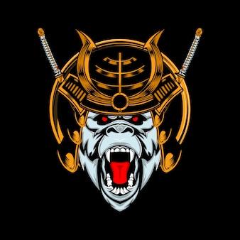 Beast samurai