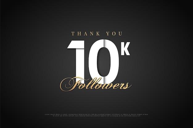 Bedankt 10.000 volgers