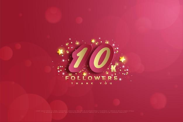 Bedankt voor 10.000 volgers