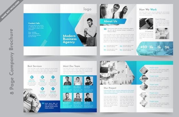 Bedrijfs brochure