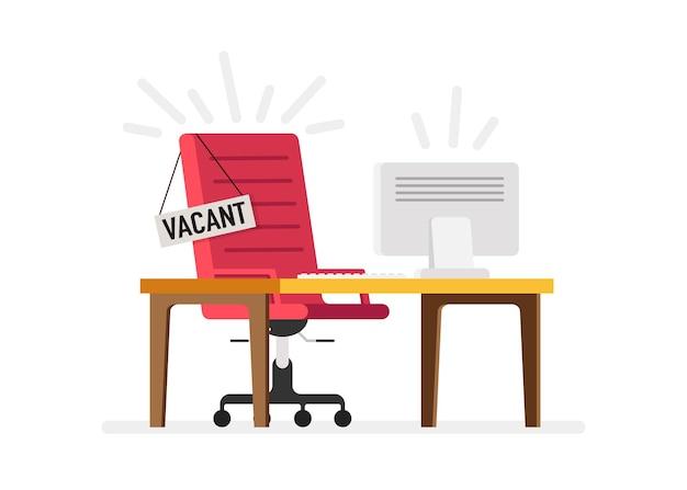 Bedrijfsconcept aanwerven en rekruteren