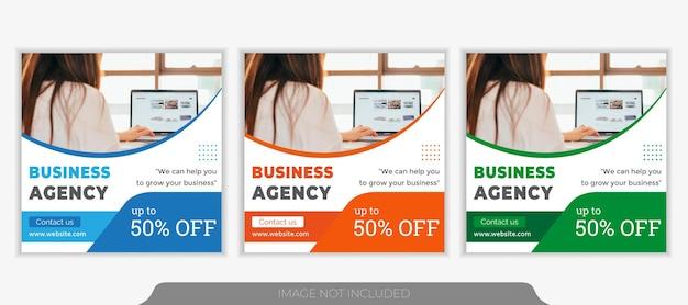 Bedrijfspromotie en creatief marketingbureau sociale media instagram-bannermalplaatje