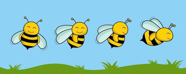 Bee cartoon aard