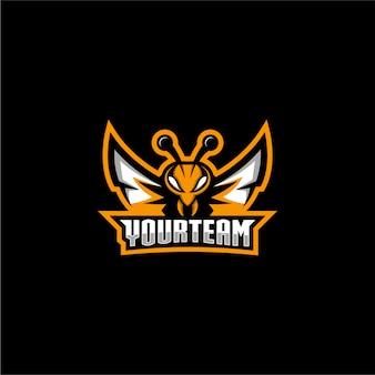 Bee gaming-logo
