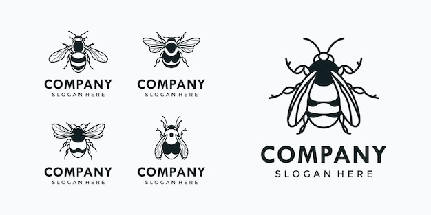 Bee logo collectie
