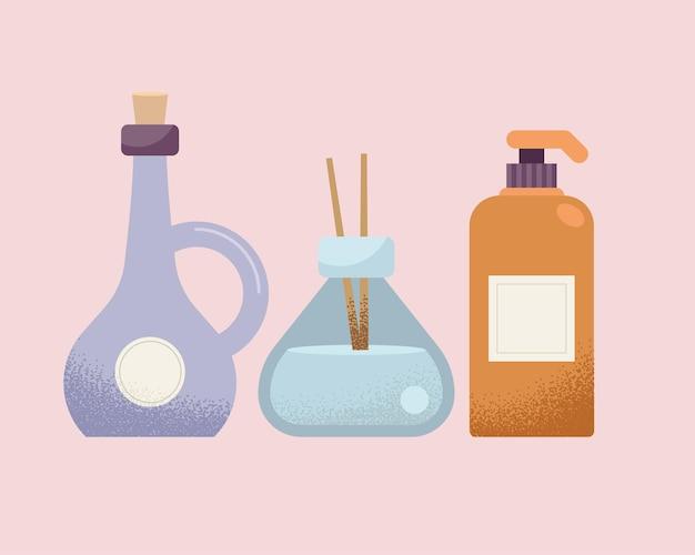 Behandelingen en producten voor spa