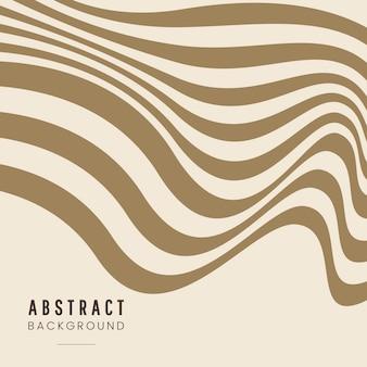 Beige abstracte achtergrondontwerpvector