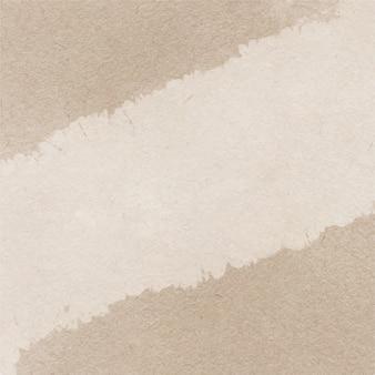 Beige bruin kartonnen papier gestructureerde achtergrond