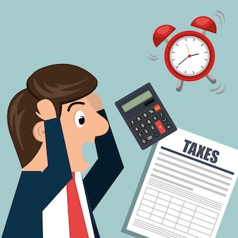Belasting tijd ontwerp