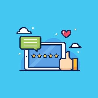 Beoordeling en feedback concept