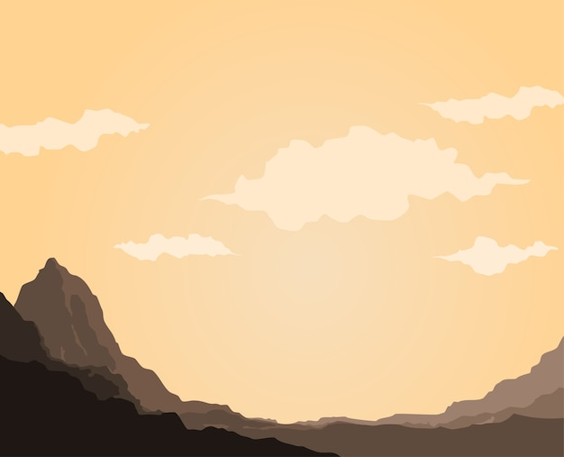 Berg van de rots