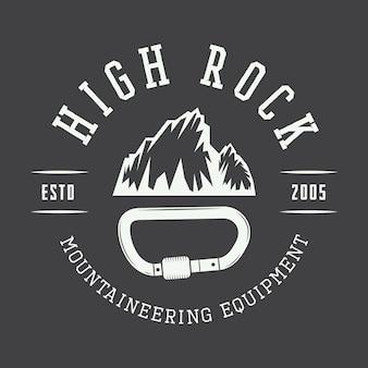 Bergbeklimmen badge