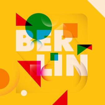 Berlijnse achtergrond