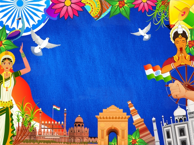 Beroemde indiase monumenten