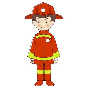 Beroep firefighter
