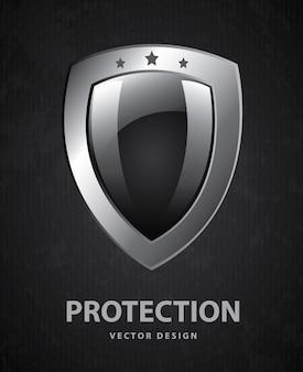 Bescherming van het schild
