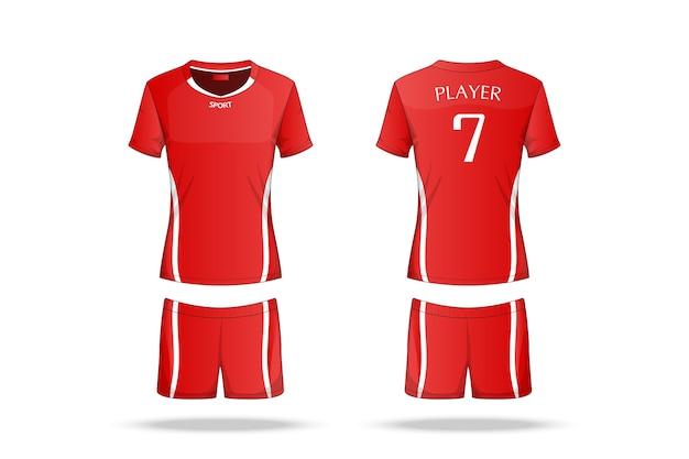 Beschrijving volleybal jersey