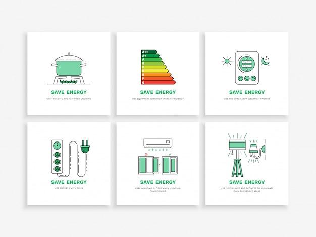 Bespaar energie thuis