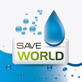 Bespaar water