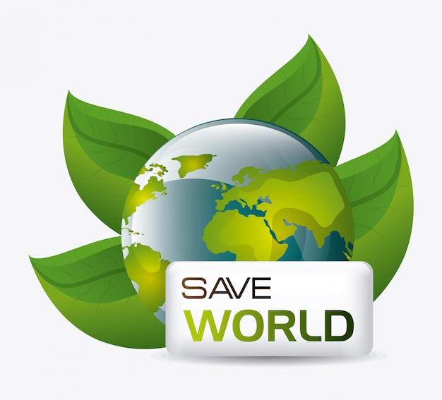 Bespaar waterecologie