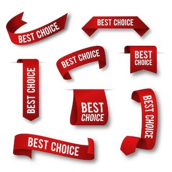 Beste keuzeset