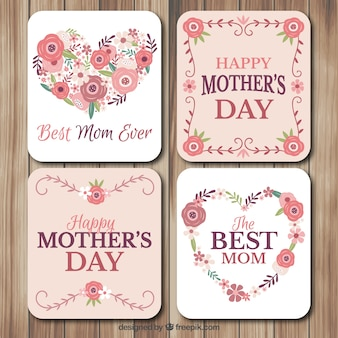Beste mamma ooit kaarten