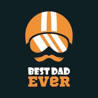 Beste vader ooit