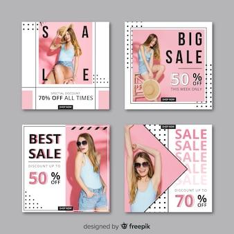 Beste verkoop instagram postverzameling
