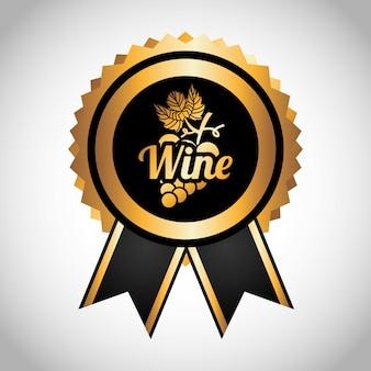 Beste wijnetiket