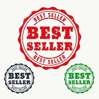 Bestseller rubber stempel teken