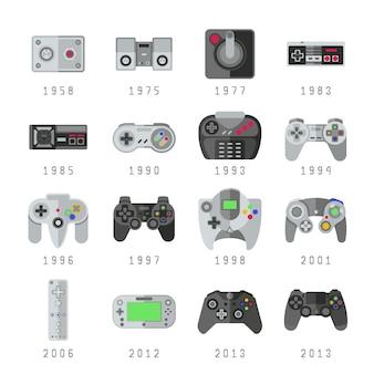Besturingselementen voor videogames