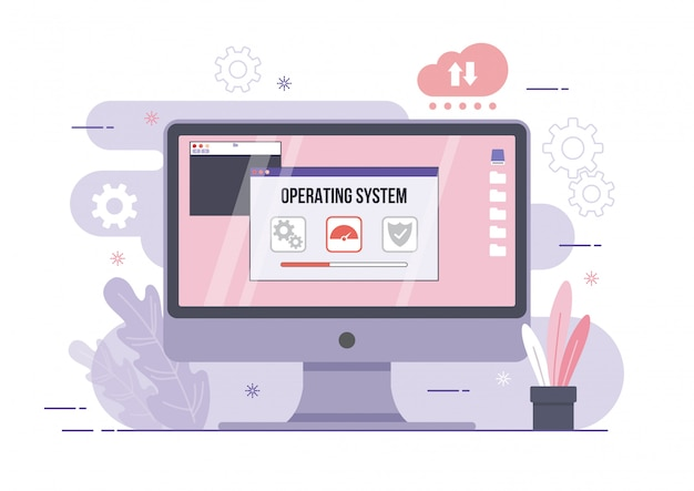 Besturingssysteem concept