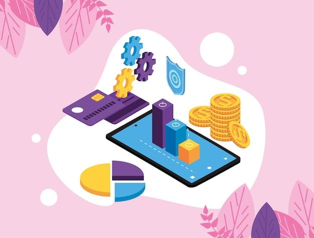 Betaaloplossingen met smartphone