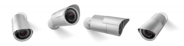 Beveiligingscamera, cctv videocamera draadloze apparatuur