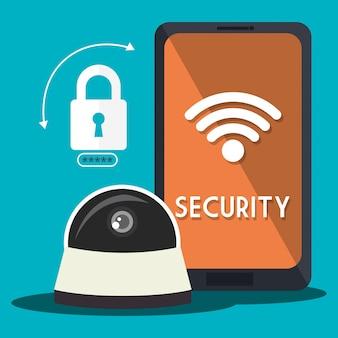 Beveiligingssysteem en technologieën