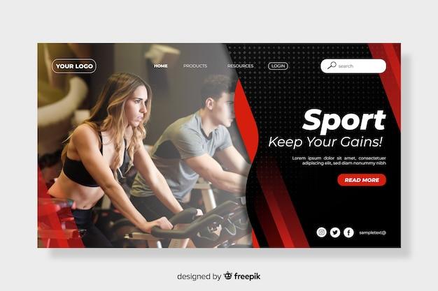 Bewaar uw bestemmingspagina voor sportresultaten