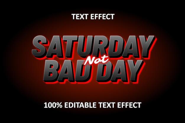 Bewerkbaar teksteffect red sliver