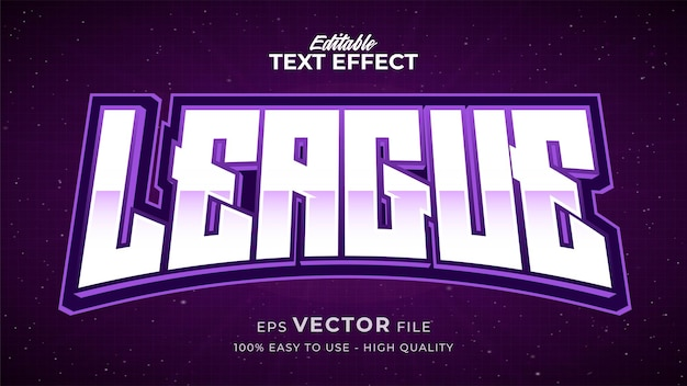 Bewerkbaar tekststijleffect - e sporttekststijlthema