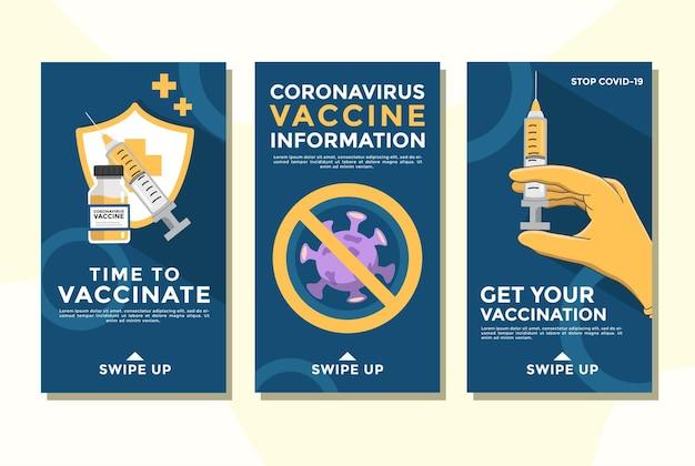 Bewerkbare sociale media instagram verhaalframe sjabloon gezondheid en behandeling van covid 19