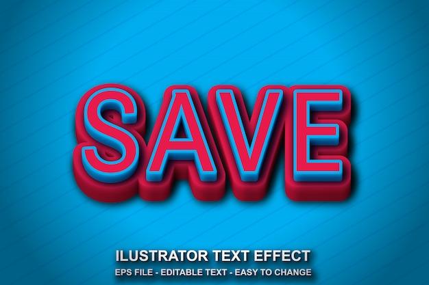 Bewerkbare teksteffect zoete stijl