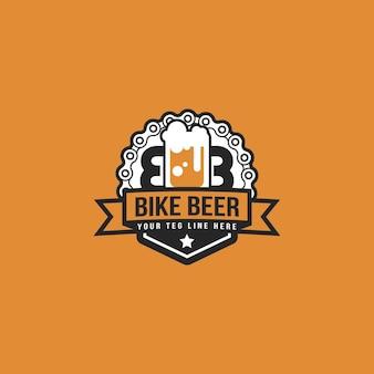 Bicycle bar-logo ontwerp