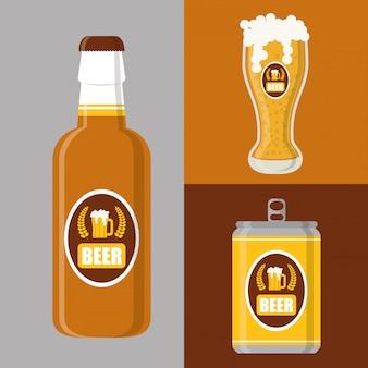 Bier conceptontwerp