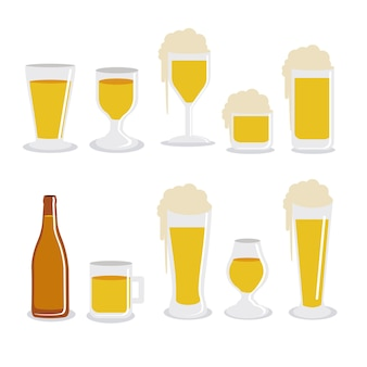 Bieren ontwerp