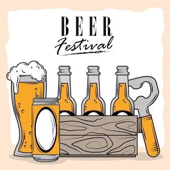 Bierfestival poster
