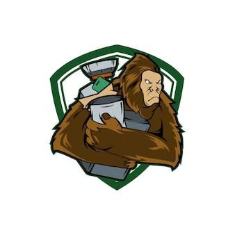 Bigfoot clean-logo