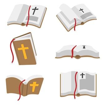 Bijbelboek vector