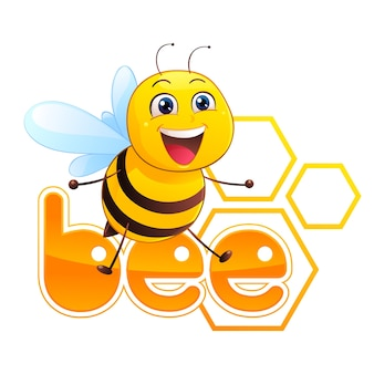 Bijen mascotte