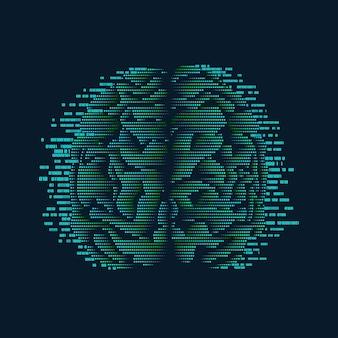Binaire hersenen