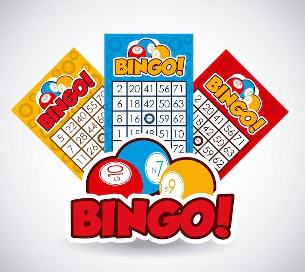 Bingo ontwerp
